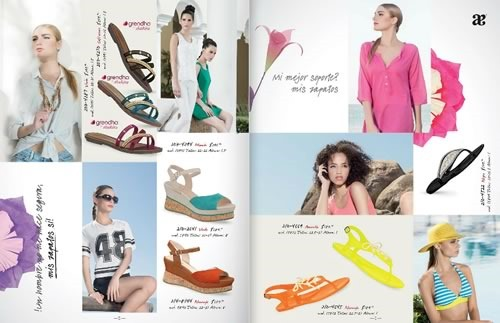 catalogo andrea new arrivals indispensables temporada 2015