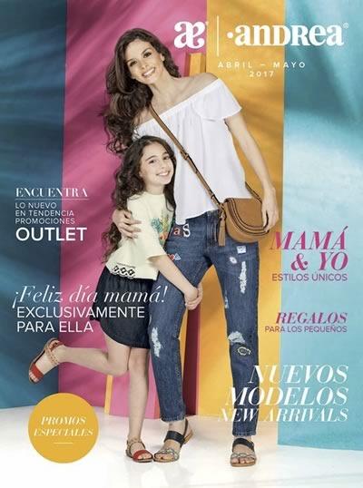 catalogo andrea ofertas abril mayo 2017