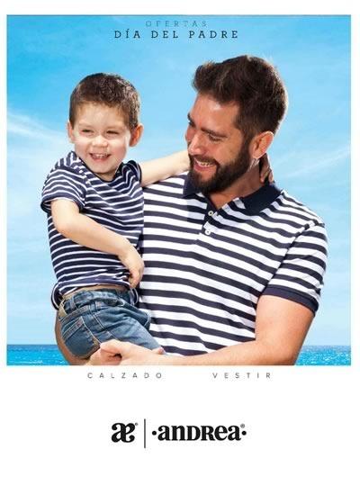 catalogo andrea ofertas dia del padre 2016