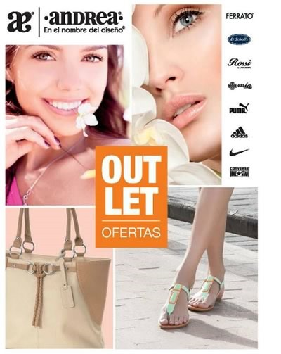 catalogo andrea ofertas outlet mayo 2015 mexico