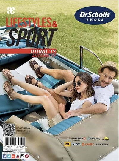 catalogo andrea otono 2017 de calzado drscholls