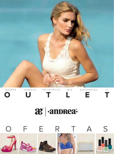 catalogo andrea outlet abril mayo junio 2016