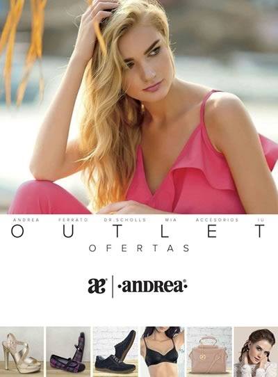 catalogo andrea outlet marzo abril 2016