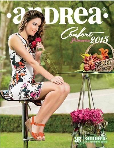 catalogo andrea primavera 2015 calzado confort