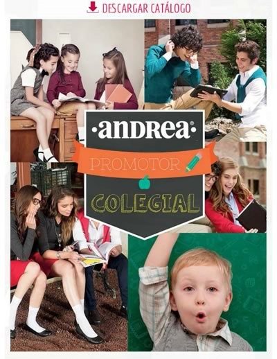 catalogo andrea promotor colegial 2015