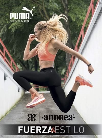 catalogo andrea promotor deportivo fuerza y estilo 2017