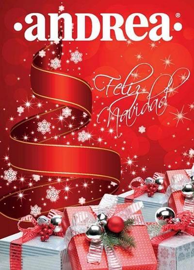 catalogo andrea promotor navidad 2015