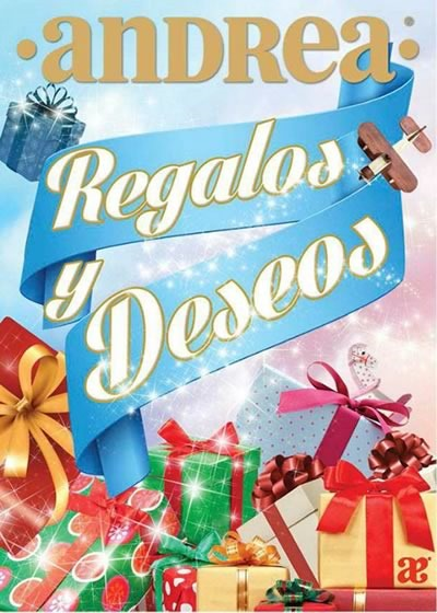 catalogo andrea promotor regalos y deseos 2015