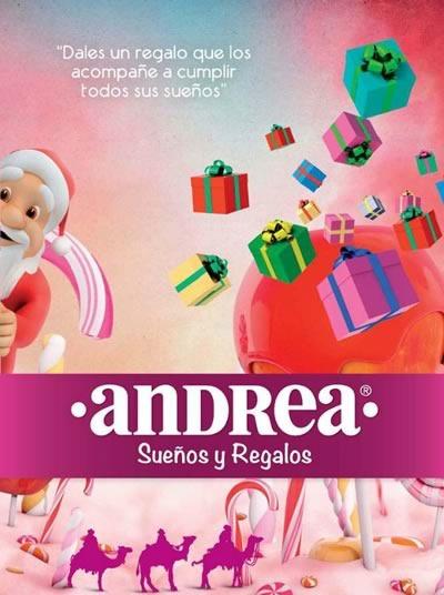 catalogo andrea promotor suenos y regalos navidad 2014