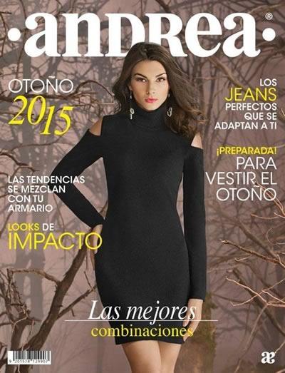 catalogo andrea ropa mujer otono invierno 2015