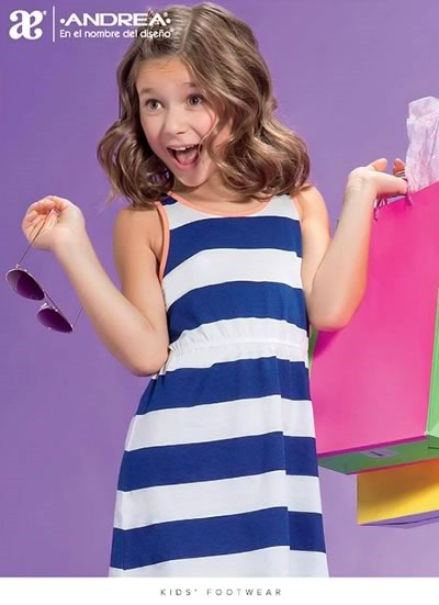 catalogo andrea usa outlet infantil 2016