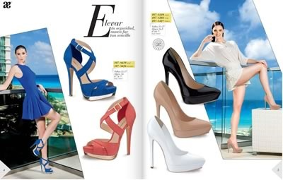 andrea shoes catalog