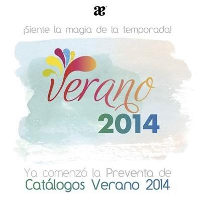 catalogo andrea verano 2014 preventa