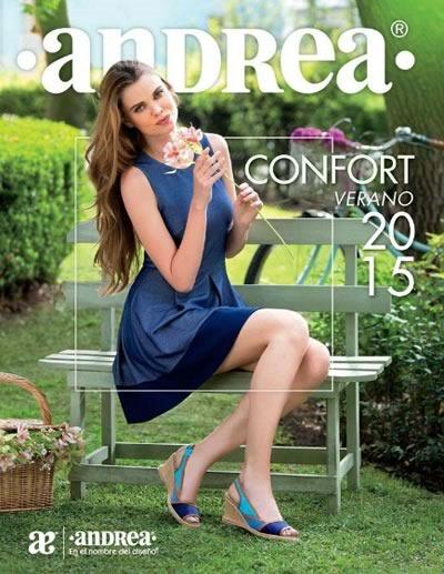 catalogo andrea verano 2015 calzado confort