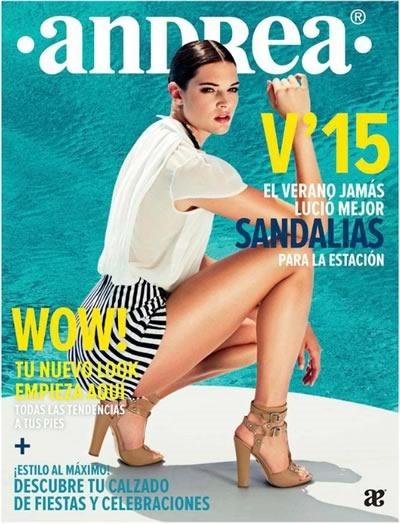 catalogo andrea verano 2015 sandalias damas