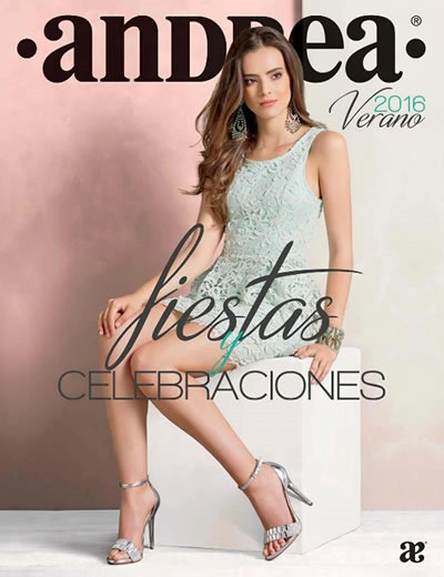 catalogo andrea verano 2016 de calzado de ifestas y celebraciones