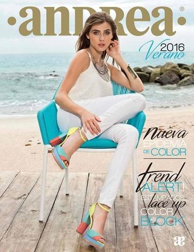 catalogo andrea verano 2016 sandalias