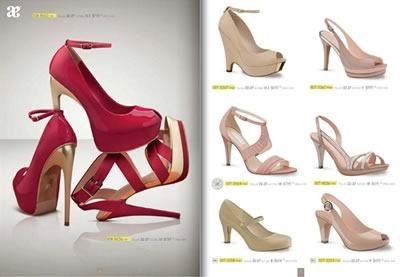 catalogo andrea zapatos novias fiestas 2014 - 03