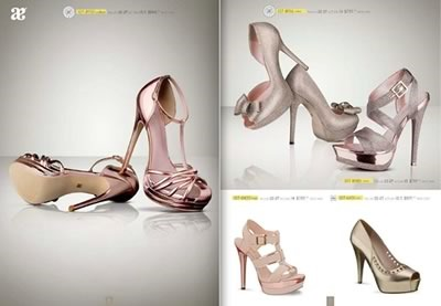 catalogo andrea zapatos novias fiestas 2014 - 04