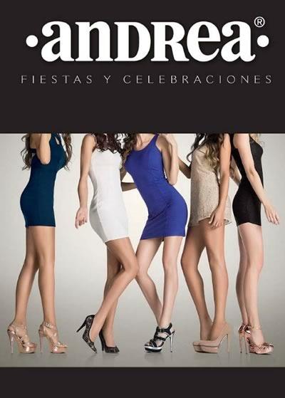 Catálogo Andrea: Zapatos de Novias y Fiestas 2014