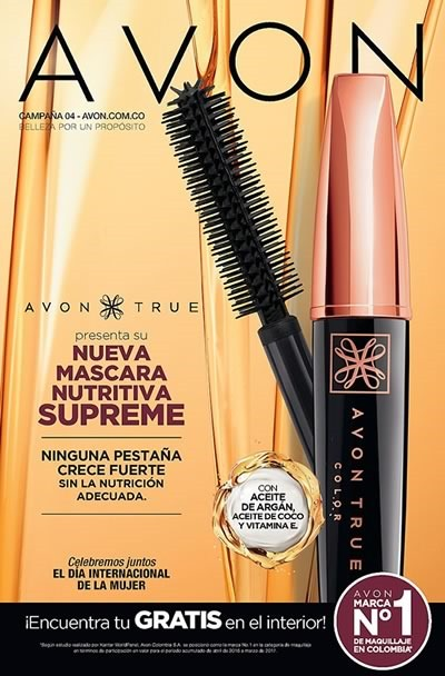 catalogo avon colombia c4 2018