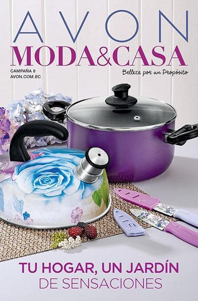 catalogo avon ecuador moda y casa c8 2017