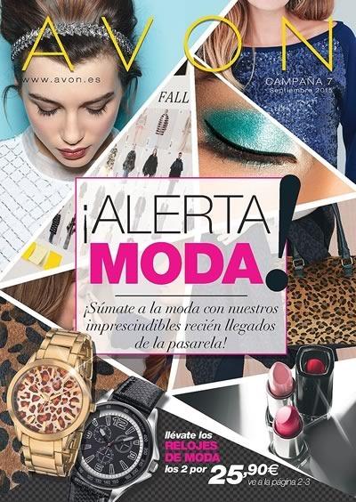 catalogo avon espana campana 7 septiembre 2015