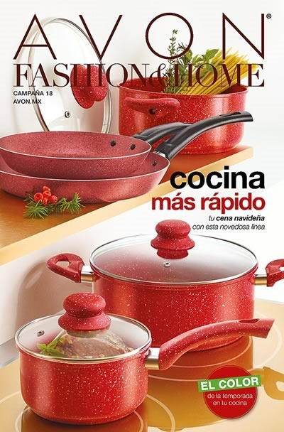 catalogo avon home c18 de 2017 mexico