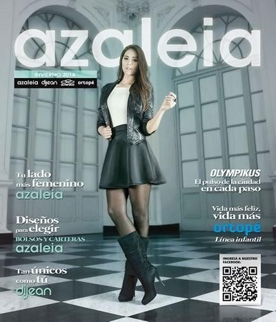catalogo azaleia invierno 2014 calzado peru