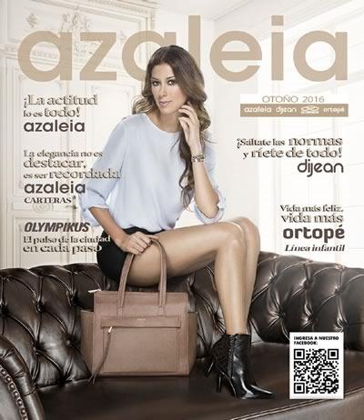 catalogo azaleia otono 2016
