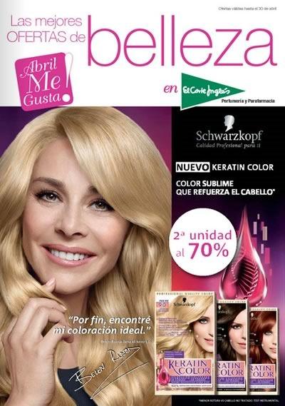 catalogo belleza el corte ingles abril 2015