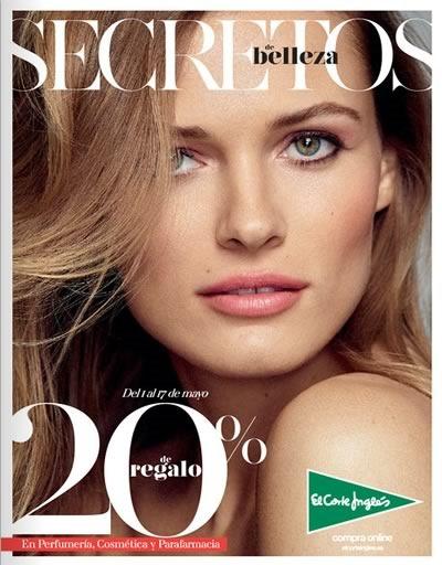 catalogo belleza el corte ingles mayo 2015