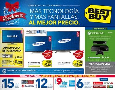 catalogo best buy noviembre 2013
