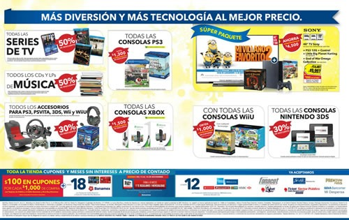 catalogo best buy ofertas buen fin 2013 mexico 1