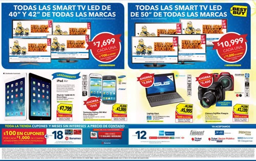 catalogo best buy ofertas buen fin 2013 mexico 3