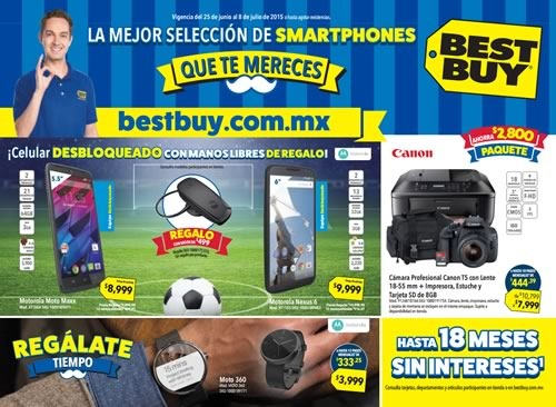 catalogo best buy vence 8 de julio 2015