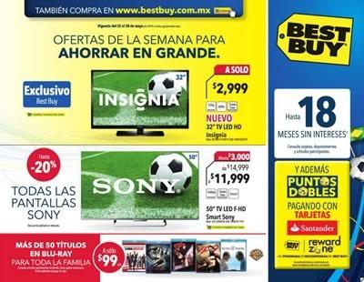 catalogo bestbuy 22 al 28 mayo 2014 mexico