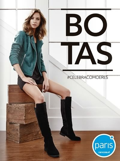 catalogo botas paris mayo 2016