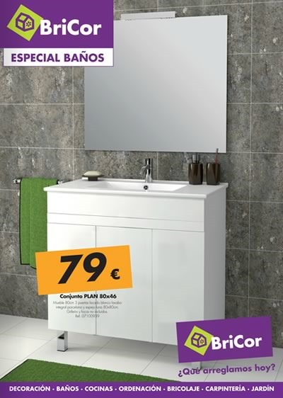 catalogo bricor especial banos 2014