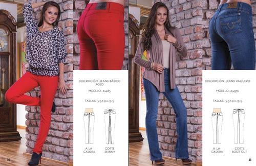 catalogo britos jeans otono invierno 2013 mexico 1