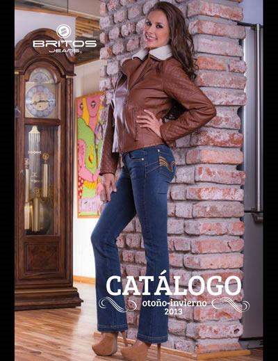 catalogo britos jeans otono invierno 2013 mexico