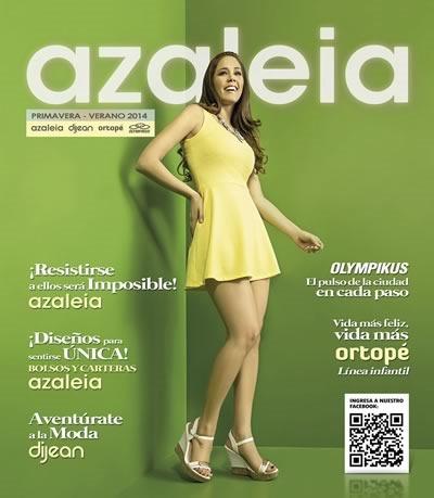 catalogo calzado azaleia primavera verano 2014