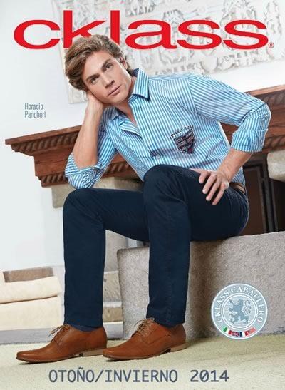 catalogo calzado cklass caballero otono invierno 2014