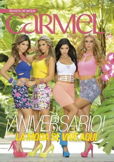 catalogo carmel campana 10 de 2014 colombia