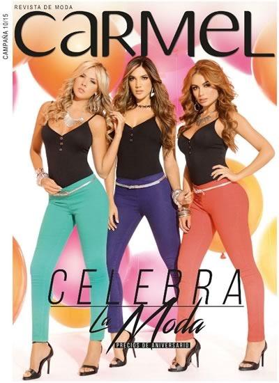 catalogo carmel campana 10 de 2015 colombia