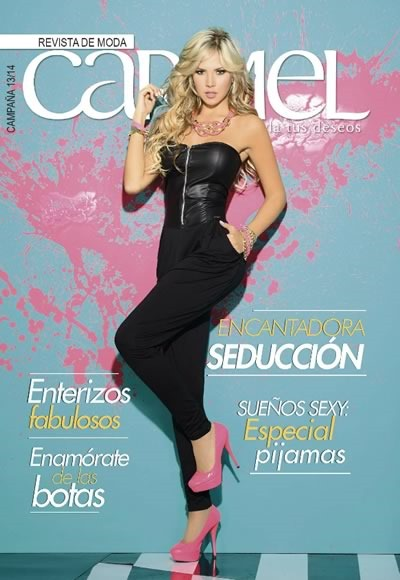 catalogo carmel campana 13 de 2014 colombia