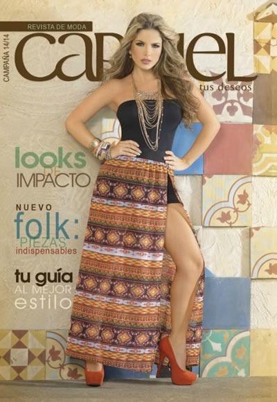 catalogo carmel campana 14 de 2014