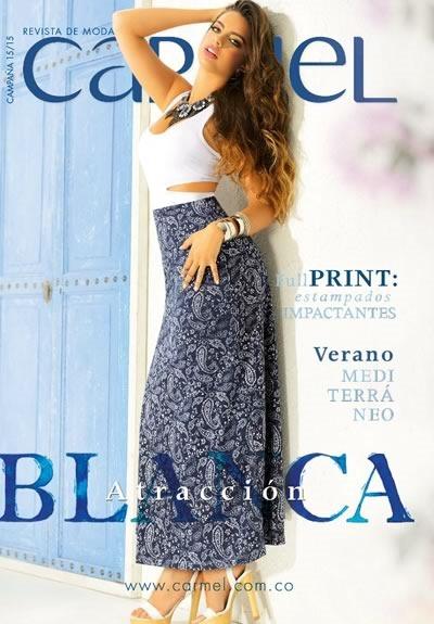 catalogo carmel campana 15 2015