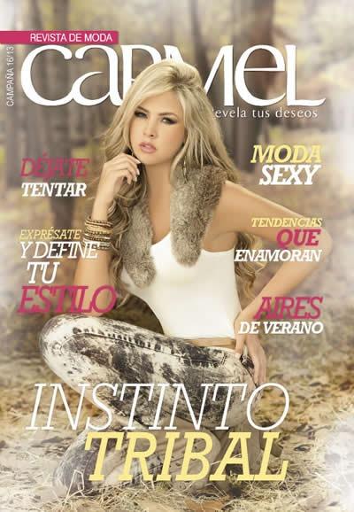catalogo carmel campana 16 2013 colombia