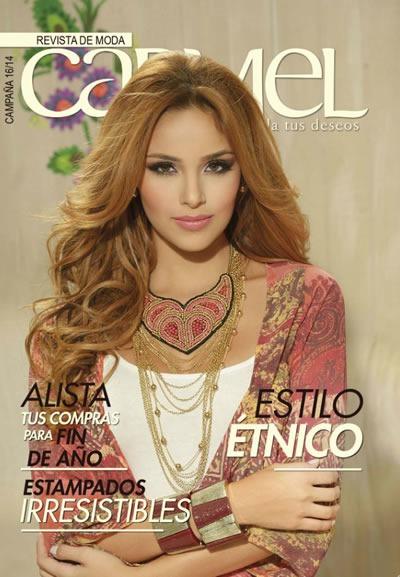 catalogo carmel campana 16 de 2014